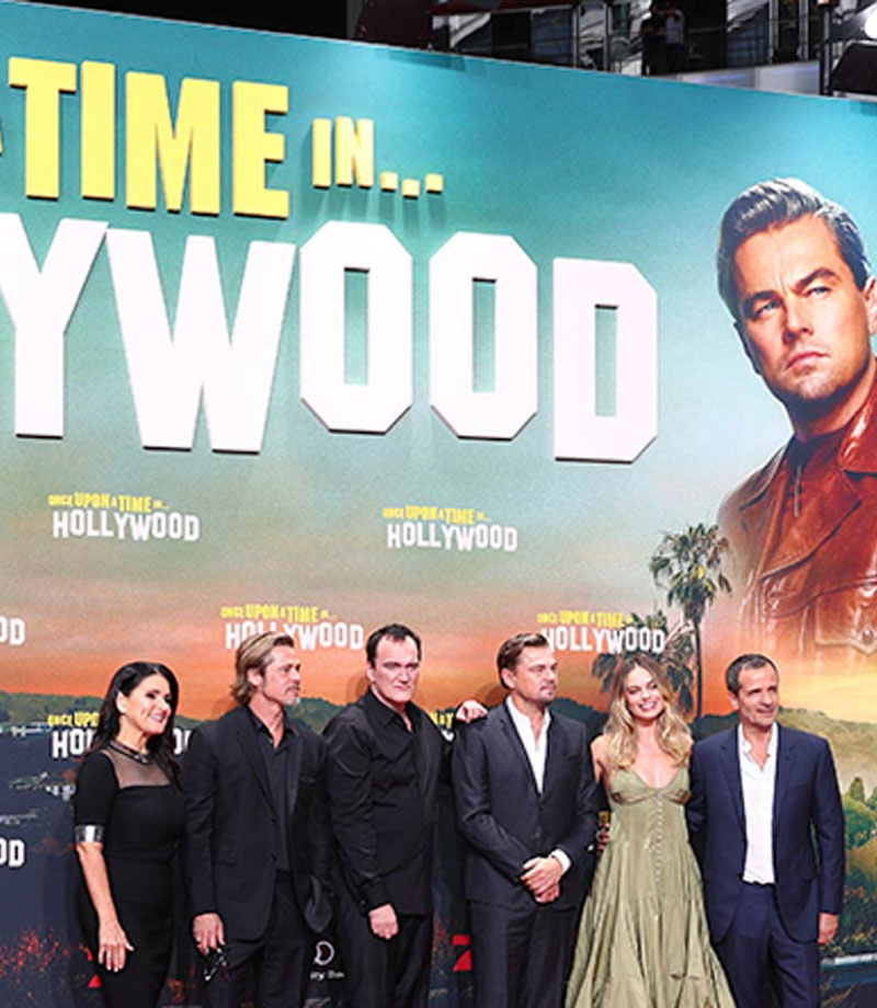 Red Carpet of Once Upon a Time in Hollywood