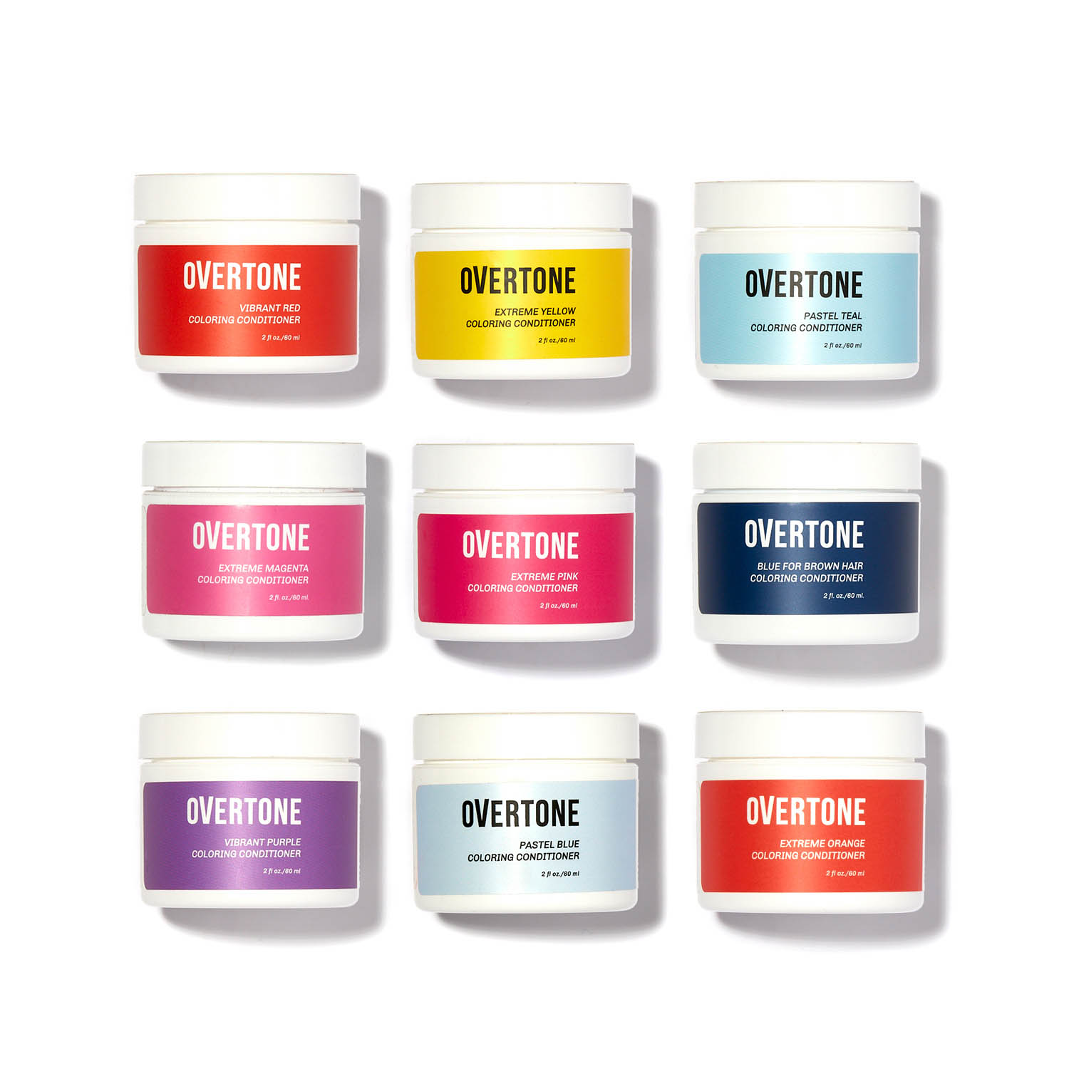9 sample size coloring conditioners